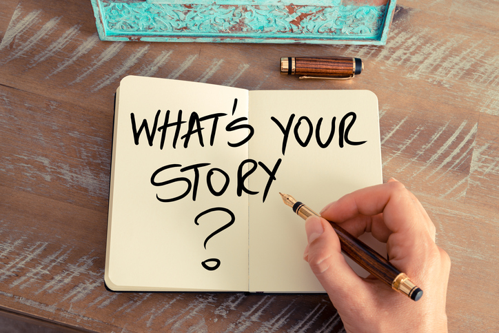 Question What Is Your Story ?